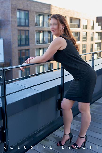 Schöne Aussicht mit Escort Hamburg Dame Hannah