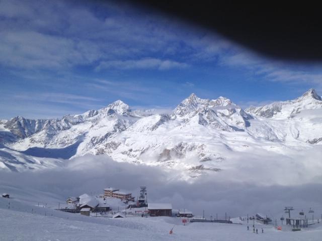 Mit Escort Hamburg auf Ski Reise